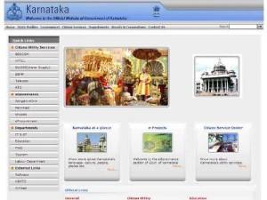 Karnataka government portal developed by Vishwak for Microsoft